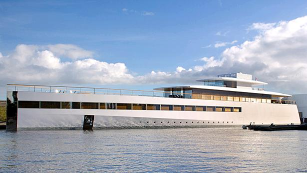 Top 200 largest yachts in the world Superyacht Venus