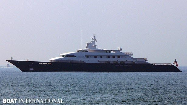 Top 200 largest yachts in the world Superyacht Limitless