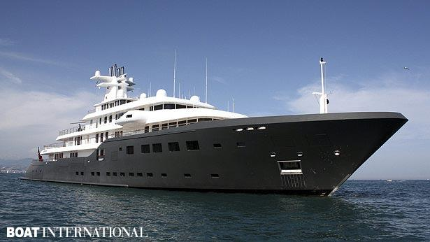 Top 200 largest yachts in the world Superyacht Ice