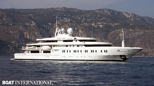 Top 200 largest yachts in the world Superyacht Delma