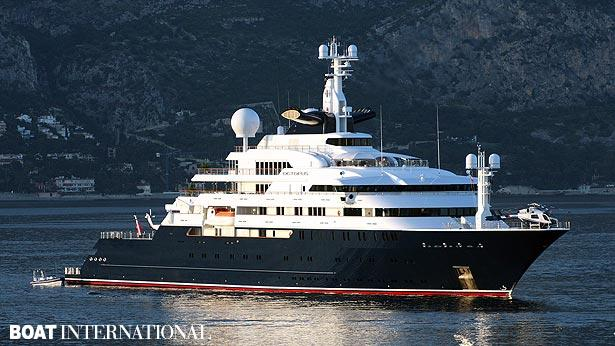 Top 200 largest yachts in the world Superyacht Octopus