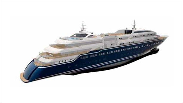 Top 200 largest yachts in the world Superyacht Poseidonos