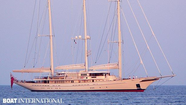 Top 200 largest yachts in the world Superyacht Athena