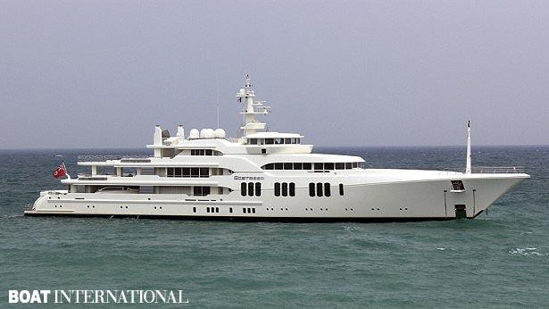 Top 200 largest yachts in the world Superyacht Ecstasea