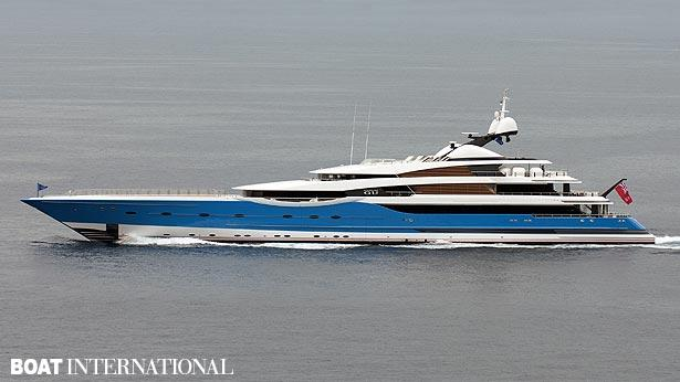 Top 200 largest yachts in the world Superyacht Madame Gu