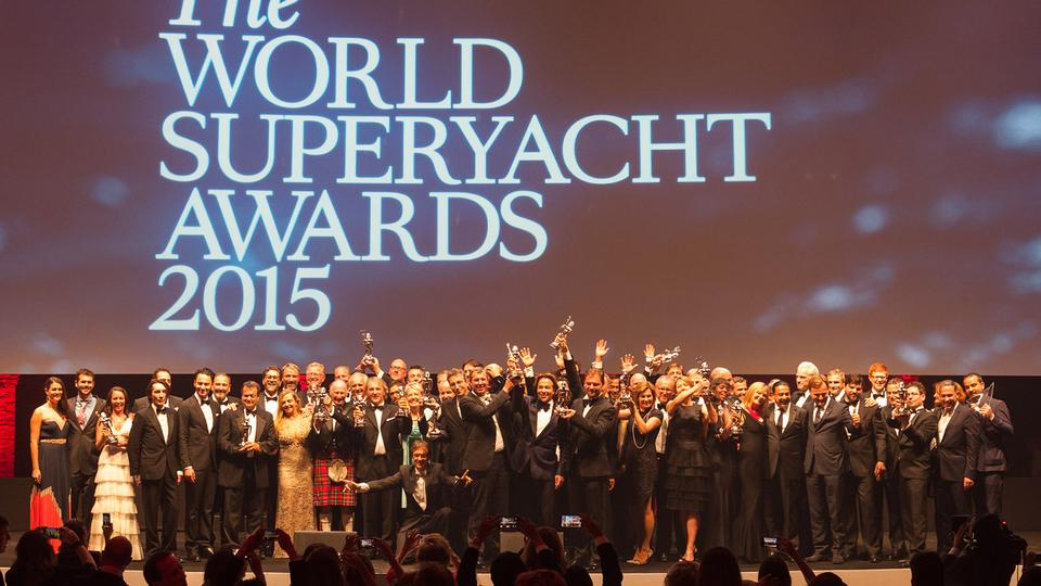 World Superyachts Awards World Superyacht Awards 2015