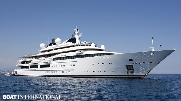 Top 200 largest yachts in the world Superyacht Katara