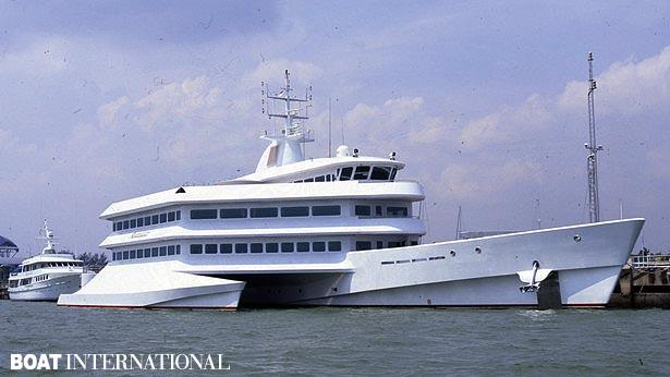 Top 200 largest yachts in the world Superyacht Asean Lady