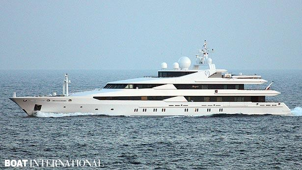 Top 200 largest yachts in the world Superyacht Stargate