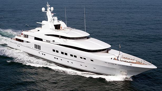 Top 200 largest yachts in the world Superyacht Secret