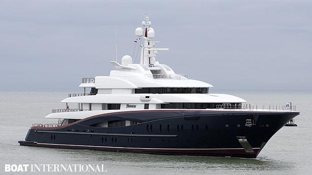Top 200 largest yachts in the world Superyacht Nirvana