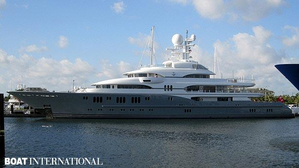 Top 200 largest yachts in the world Superyacht TV