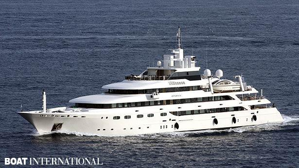 Top 200 largest yachts in the world Superyacht O