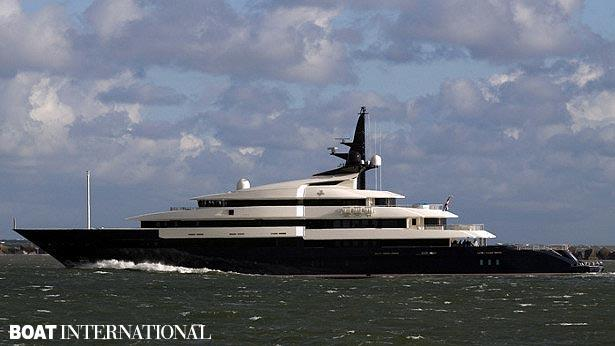 Top 200 largest yachts in the world Superyacht Seven Seas