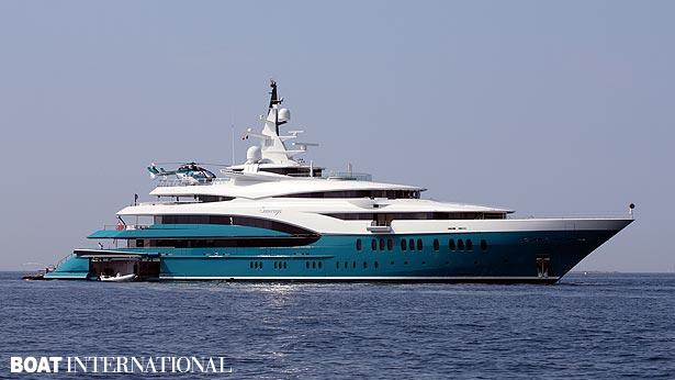 Top 200 largest yachts in the world Superyacht Sunrays