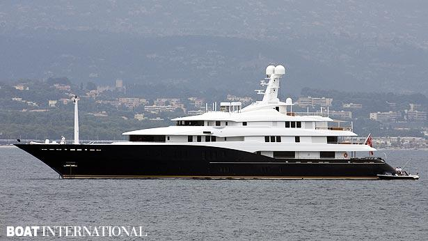 Top 200 largest yachts in the world Superyacht C2