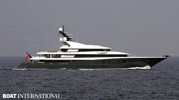 Top 200 largest yachts in the world Superyacht Phoenix²
