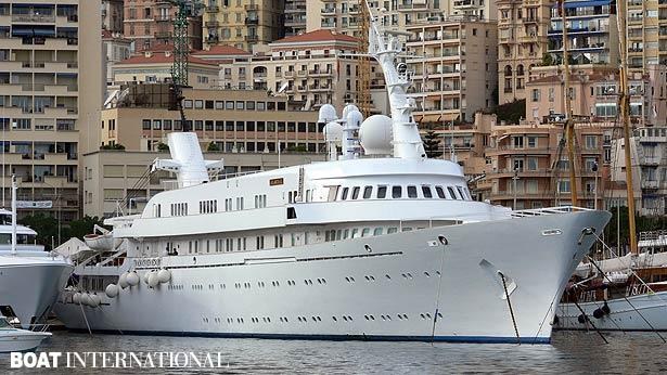 Top 200 largest yachts in the world Superyacht Atlantis II